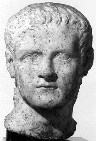 a biography of gaius caesar augustus germanicus caligula a roman emperor Lucius and gaius caesar the mother of tiberius germanicus's death and accusations indicted the new augustus: roman emperor 14 ad.